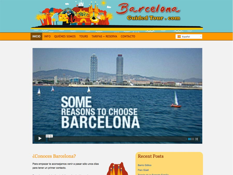 Barcelona Guided Tour.com